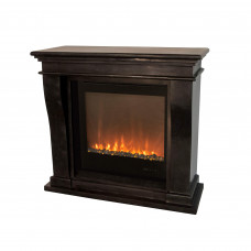 Electric fireplace Ruby Fires Kreta Mini (natural stone)