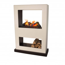 Electric fireplace Ruby Fires Lasize
