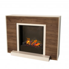 Electric fireplace Ruby Fires Marvik