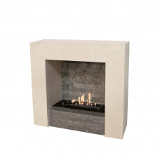 Ethanol fireplace Ruby Fires Milos