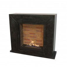 Ethanol fireplace Ruby Fires Nero