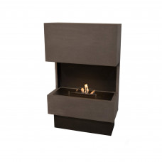 Ethanol fireplace Ruby Fires Nuoro