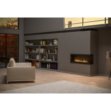 Ethanol fireplace Simple Fire Corner 1200 R