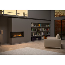 Ethanol fireplace Simple Fire Corner 1200 L