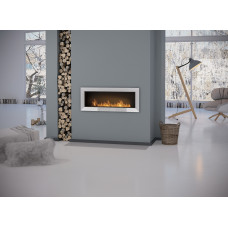 Ethanol fireplace Simple Fire Frame 1200