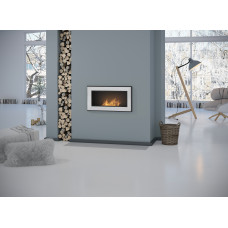 Ethanol fireplace Simple Fire Frame 900
