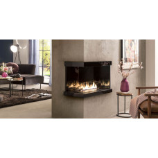 Ethanol fireplace Spartherm Quadra Inside I SL 2L
