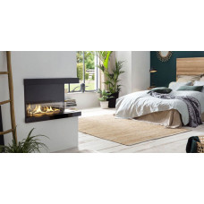 Ethanol fireplace Spartherm Quadra Inside I SL 2R