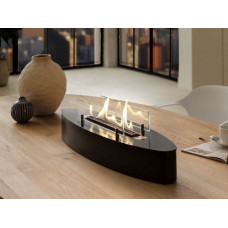 Ethanol fireplace Spartherm Elipse Base Mini