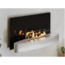 Ethanol fireplace Spartherm Elipse Wall Mini