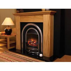 Electric fireplace Flamerite Fires Austen 54 with Tennyson