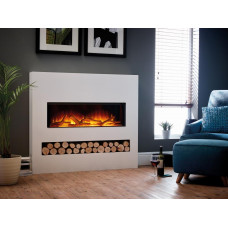 Electric fireplace Flamerite Fires Gotham 900 Suite