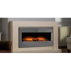 Electric fireplace Flamerite Fires Junai