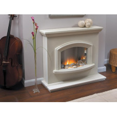 Electric fireplace Flamerite Fires Mercia