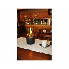 Ethanol fireplace Knap Rose