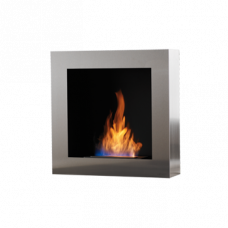 Ethanol fireplace CUBICO BL