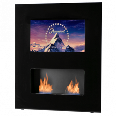 """Ethanol fireplace DOUBLE VISION 46"""""""