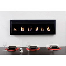 Ethanol fireplace Bio-Blaze Square XL II