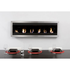 Ethanol fireplace Bio-Blaze Square XL I