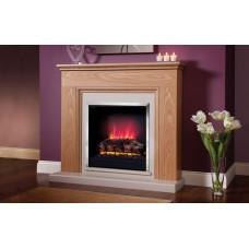 Electric fireplace Bemodern Stanton
