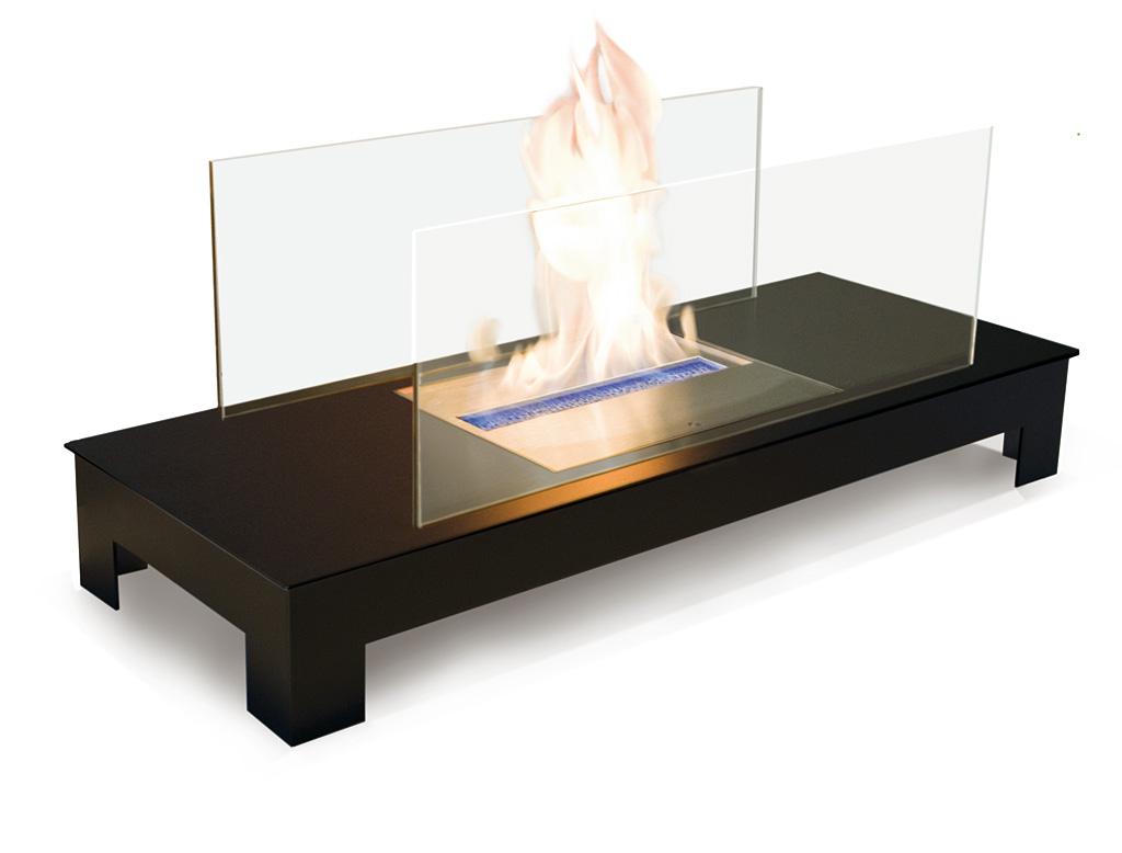 Camino bioetanolo Radius Design Floor Flame • Artflame.com
