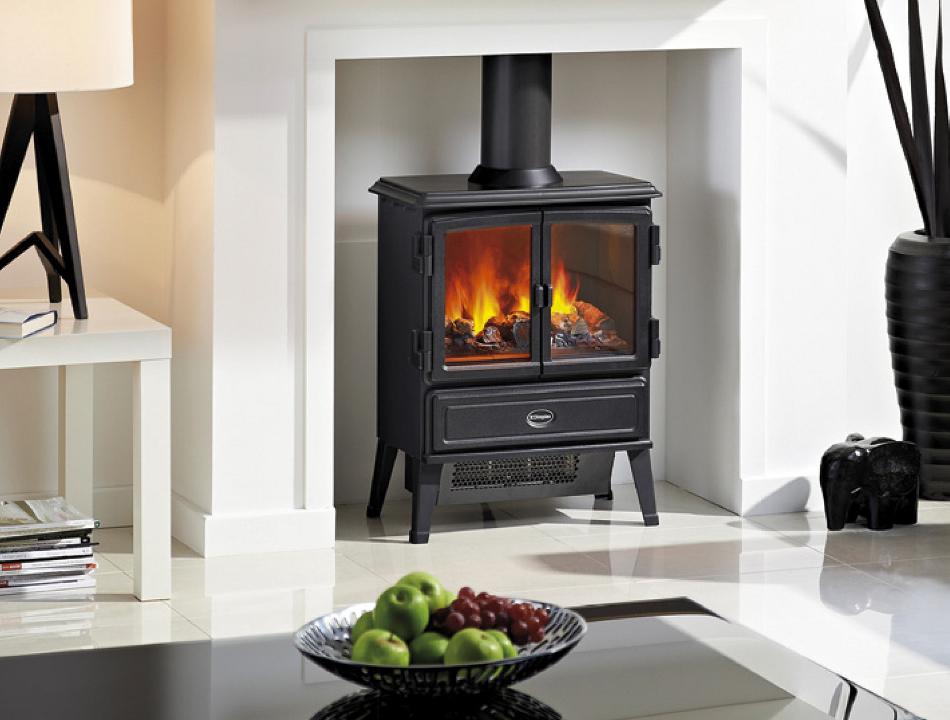 cheminee electrique dimplex stonebridge. Black Bedroom Furniture Sets. Home Design Ideas