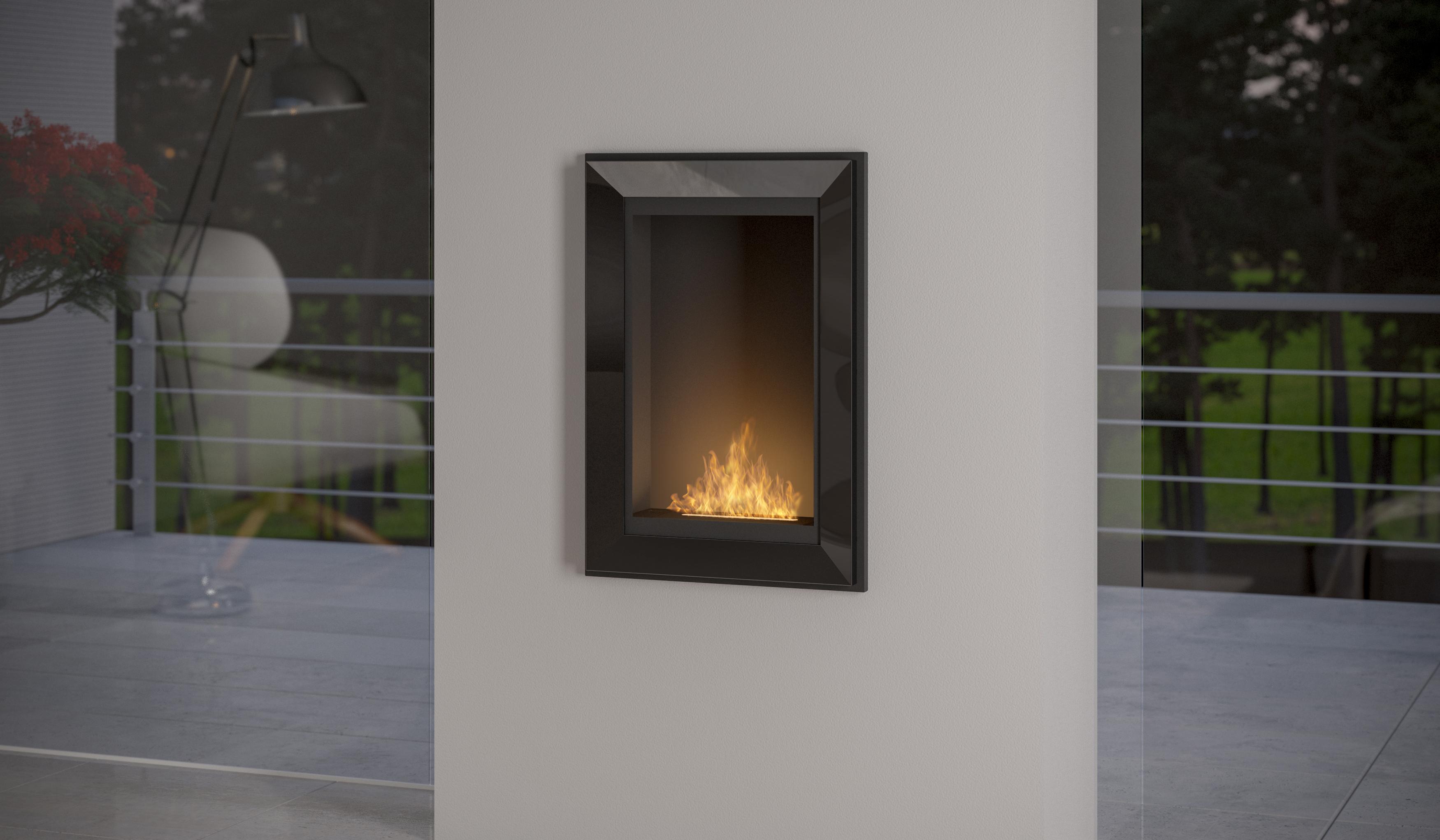 ethanol kamin simple fire frame 550. Black Bedroom Furniture Sets. Home Design Ideas