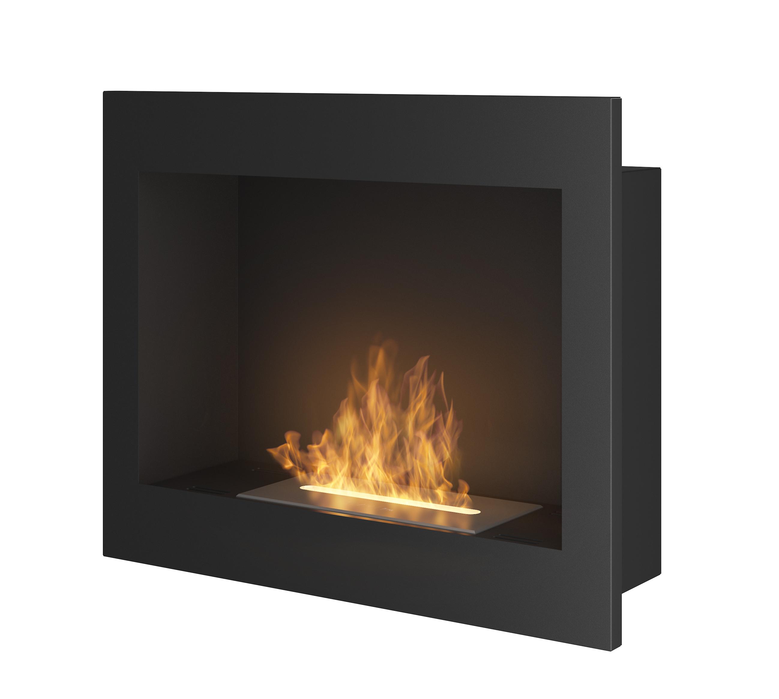 Ethanol fireplace Simple Fire Frame 600 • Artflame.com