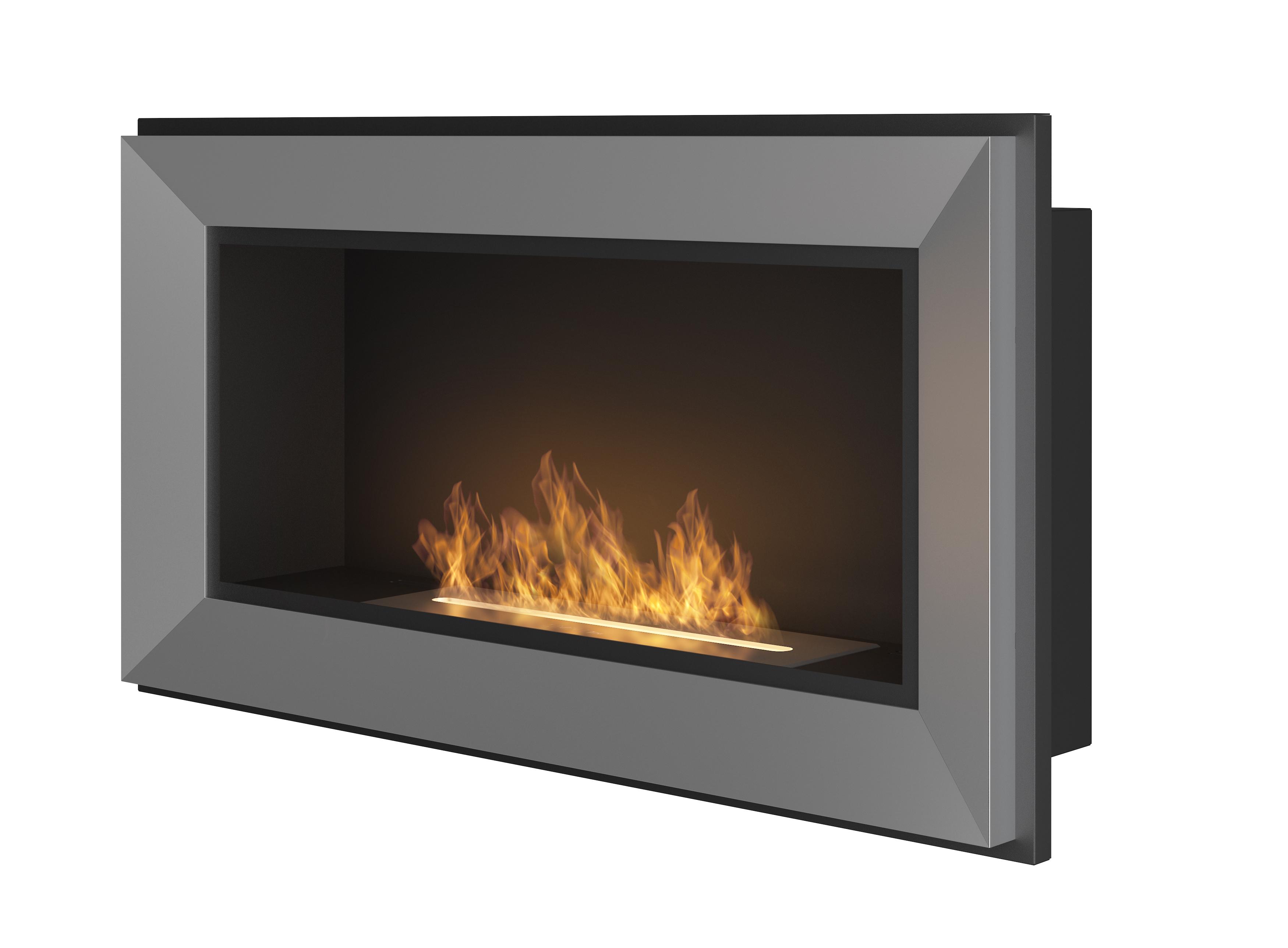 Ethanol fireplace Simple Fire Frame 900 • Artflame.com