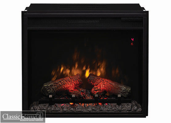 Electric Fireplace Classic Flame Insert Spectrafire 3d 23