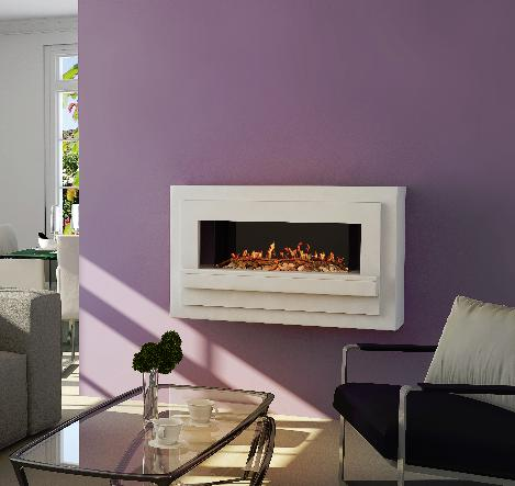 Electric Fireplace Evonic Fires Corsano
