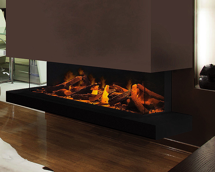 Electric Fireplace Evonic Fires E1500gf3
