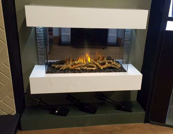 Electric Fireplace Evonic Fires Westfield