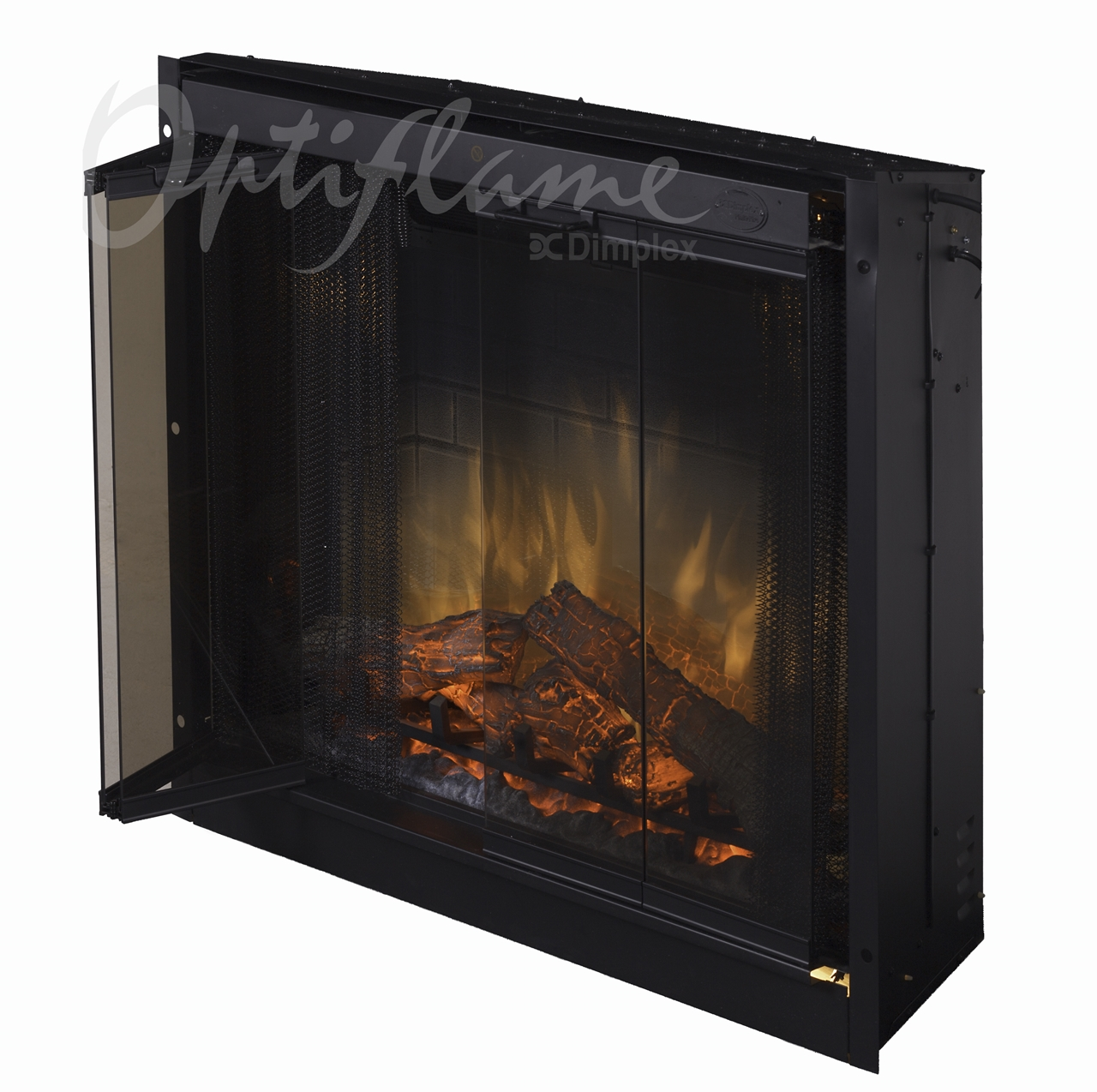 Electric fireplace dimplex insert 32quot o artflamecom for Electric fire inserts dublin