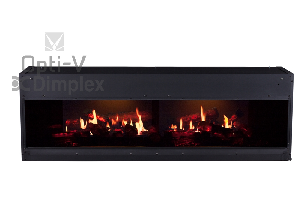 Electric Fireplace Dimplex Opti V Double Artflame Com