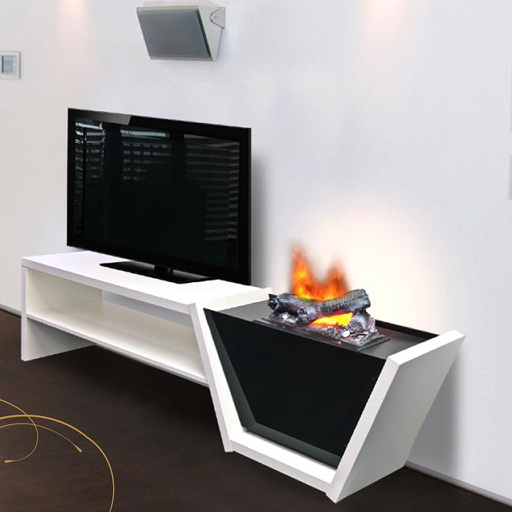 Electric Fireplace Dimplex Vision Artflame Com
